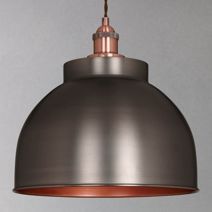 John Lewis & Partners Baldwin Large Pendant Ceiling Light