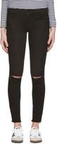 Frame Black Le Skinny de Jeanne Jeans