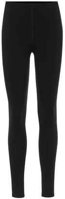 Alaia Stretch-wool leggings