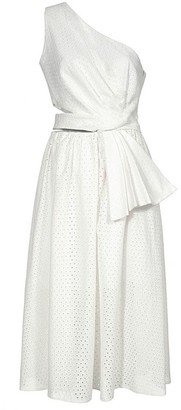 Aggi Euridike Antique White Dress