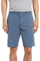 French Connection Men's Peach Pie Flat Front Shorts