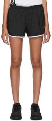adidas Black Marathon 20 Climalite Running Shorts