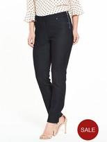 Wallis PETITE Side Zip Jean