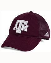 adidas Texas A&M Aggies Coach Meshback Flex Cap
