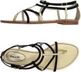 Pollini Toe strap sandals - Item 11099766
