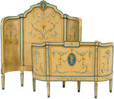 One Kings Lane Vintage Early-20th-C. Italian Bed, Twin