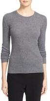Theory 'Mirzi B' Ribbed Merino Wool Sweater