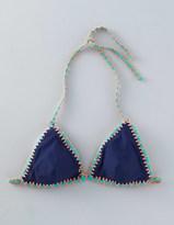 Boden Crochet Trim Bikini Top