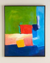 "Horchow RFA Fine Art ""Acrobat"" Giclee"