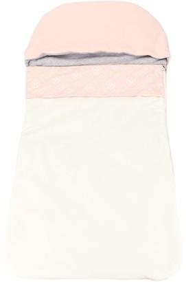 Fendi logo sleeping bag