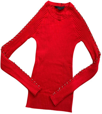 Alexander Wang Red Cotton Knitwear