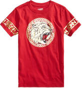 Sean John Lion Graphic-Print T-Shirt, Big Boys (8-20)