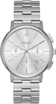 DKNY Willoughby Stainless Steel Chronograph Watch