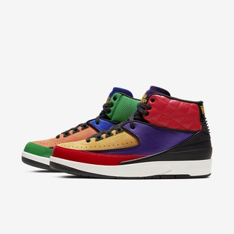 Nike Women's Shoe Air Jordan 2 Retro