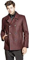GUESS Walker Wool-Blend Jacket