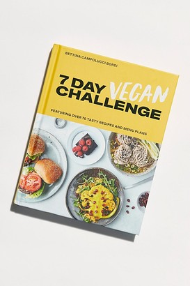 Chronicle Books 7 Day Vegan Challenge