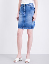 Claudie Pierlot Selena denim skirt