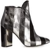 Pierre Hardy Belle snakeskin ankle boots