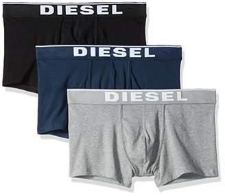 Diesel Men's UMBX-DAMIENTHREEPACK Boxer Briefs,Pack of 3