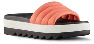 Cougar Prato Platform Slide Sandal