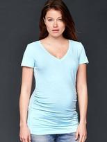 Gap Pure Body short-sleeve V-neck tee