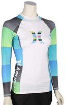 Hurley Women's One & Only LS Rash Guard - L