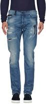 Marcelo Burlon County of Milan Denim pants - Item 42602844