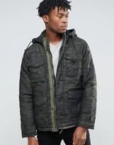 Wrangler Camo Jacket