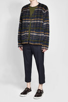 Our Legacy Cardigan with Wool, Mohair, Alpaca and Virgin Wool