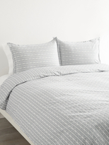 Melange Home Arrows Duvet Cover Set