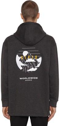 Kenzo Printed Cotton & Wool Sweatshirt