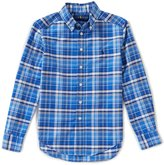 Ralph Lauren Big Boys 8-20 Checked Oxford Shirt