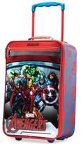 "Marvel American Tourister Avengers 18"" Rolling Suitcase"