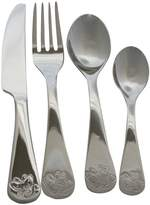 Oneida Kids 4 Piece Butterfly Stainless Steel Flatware Set