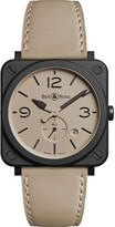 Bell & Ross Aviation BR 03-94 Chronographe desert type unisex watch
