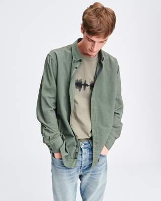 Rag & Bone Fit 2 tomlin shirt
