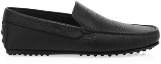Tod's Pantofola City Gommino Leather Driving Shoes