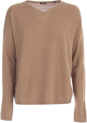 Aspesi Sweater L/s V Neck