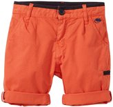 Little Marc Jacobs Shorts With Large Pocket (Toddler/Kid) - Red-6A