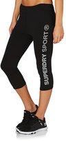 Superdry Core Gym Capri Pants