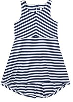 Splendid Little Girl Directional Stripe Dress