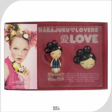 Gwen Stefani HARAJUKU LOVERS LOVE 2 PCS SET: 1 OZ EDT SP + SOLID PERFUME