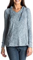 Roxy Pebble Blue Sweatshirt