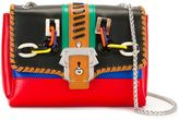 Paula Cademartori 'Carine' shoulder bag - women - Leather/metal/plastic - One Size