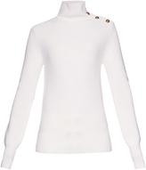 Chloé Virgin-wool knit roll-neck sweater