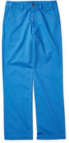 Ralph Lauren 2-7 Slim-Fit Cotton Twill Pant