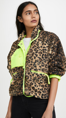 Free People FP Movement Queen Of The Jungle Jacket