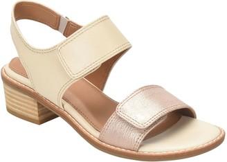 Comfortiva Leather Sandals - Baja