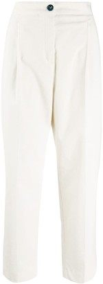 Paul Smith High-Waisted Tapered Trousers
