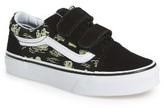 Vans Boy's Old Skool Skate Sneaker